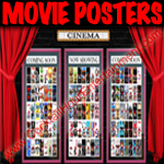 movie posters heads on bodies