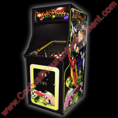 florida video arcade game rental
