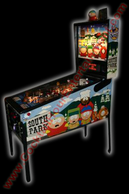 florida arcade game pinball rental