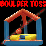 florida arcade game boulder toss