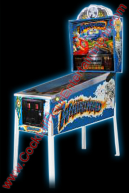 Bat Mitzvah Pinball Machines