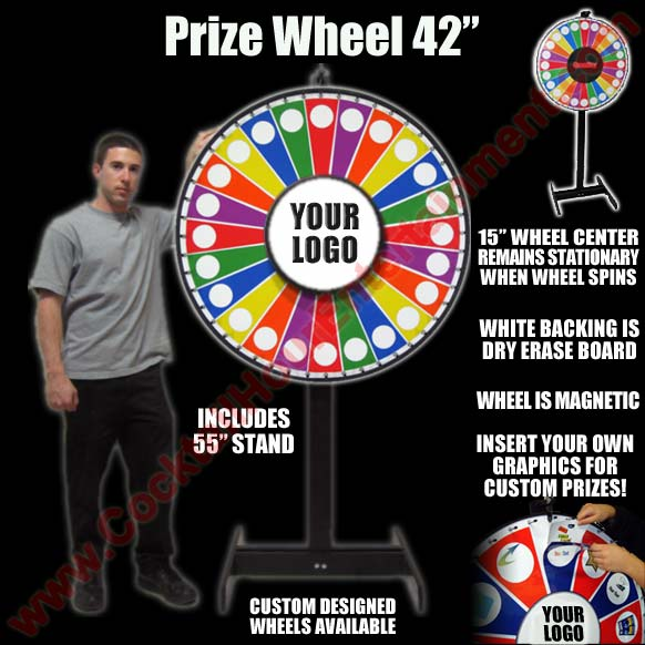 florida game wheel rental